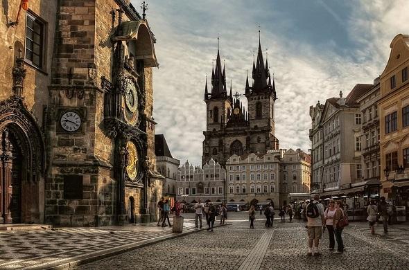 Фото: Прага необыкновенная