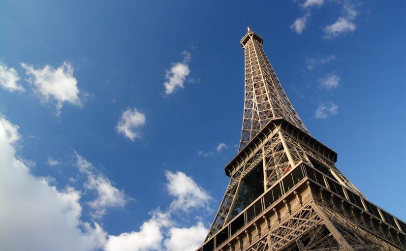 Фото Париж